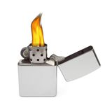 Retro lighter Stock Images