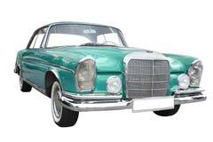 retro limousine arkivbild