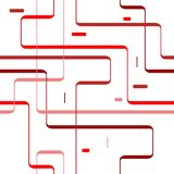 Retro lines. Pattern for backgrounds Royalty Free Stock Photos