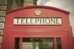 Retro London Royalty Free Stock Image