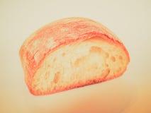 Retro look Bread sliced Royalty Free Stock Photography