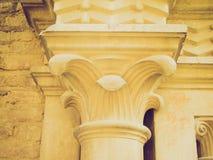 Retro look Capital Royalty Free Stock Photos