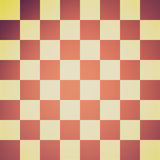 Retro look Chessboard Stock Photo