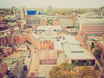 Retro look City of Coventry Stock Photos