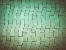 Retro look Concrete pavement Royalty Free Stock Image