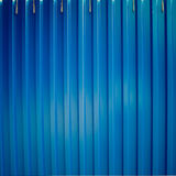 Retro look Corrugated steel Royalty Free Stock Photos