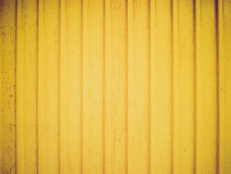 Retro look Corrugated steel Royalty Free Stock Images