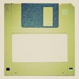 Retro look Floppy Disk Royalty Free Stock Photo