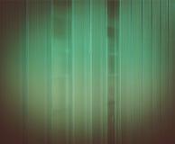 Retro look Green glass Stock Image