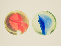 Retro look Marble picture Royalty Free Stock Photos