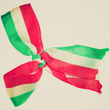 Retro look National flag Royalty Free Stock Photography