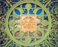 Retro look Palazzo Reale, Turin Royalty Free Stock Photos