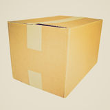 Retro look Parcel Stock Photo