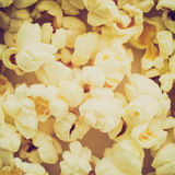 Retro look Pop Corn Stock Images