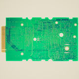 Retro look Printed circuit Royalty Free Stock Photography