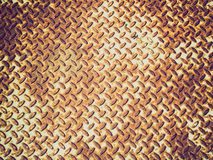 Retro look Rusted steel Royalty Free Stock Image