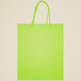Retro look Shopping bag Royalty Free Stock Photography