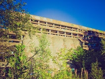Retro look St Peter Seminary Royalty Free Stock Photo