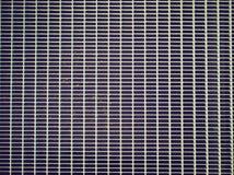 Retro look Stainless steel grid mesh. Vintage looking Stainless steel grid mesh useful as a background Stock Image
