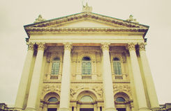 Retro look Tate Gallery Royalty Free Stock Images