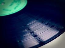 Retro look Vinyl record Stock Photo