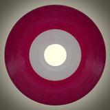 Retro look Vinyl record Royalty Free Stock Photos