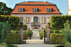 Prinz Georg Palace in Germany Stock Images