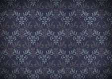 Retro- Luxuxtapete Lizenzfreies Stockbild