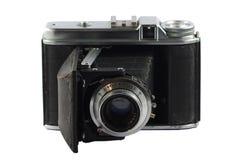 Retro macchina da presa Fotografia Stock Libera da Diritti