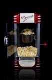 Retro macchina del popcorn immagini stock