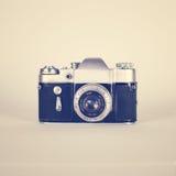 Retro macchina fotografica Fotografia Stock