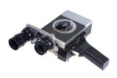 Retro macchina fotografica di film dell'annata Immagini Stock Libere da Diritti