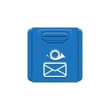 Retro Mail Box Stock Photography