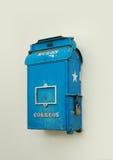 Retro Mailbox in havana Royalty Free Stock Photos