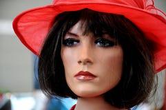 Retro mannequin Stock Image