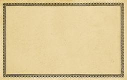 Retro, marco, vintage, decorativo, marco Fotografía de archivo libre de regalías