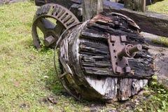 Retro- Maschinerie Stockfotografie
