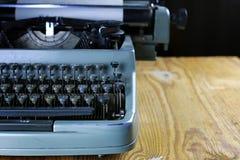 Retro maszyna do pisania list Zdjęcie Stock