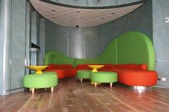 Retro- Möbel Stockbild