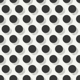 Retro memphis geometric line shapes seamless patterns. Hipster fashion 80-90s. Abstract jumble textures. Black and white Royalty Free Stock Images