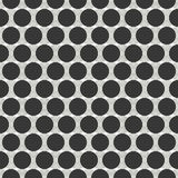 Retro memphis geometric line shapes seamless patterns. Hipster fashion 80-90s. Abstract jumble textures. Black and white Stock Photo