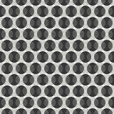 Retro memphis geometric line shapes seamless patterns. Hipster fashion 80-90s. Abstract jumble textures. Black and white Royalty Free Stock Photo