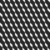 Retro Memphis geometryczny sześcian kształtuje bezszwowych abstrakcjonistycznych wzory Modniś moda 80-90s Bigos tekstury okulisty ilustracja wektor