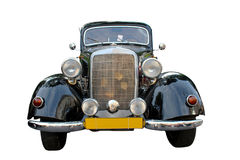 Retro Mercedes Zdjęcia Royalty Free