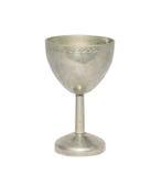 Retro metal bowl Royalty Free Stock Photography