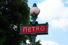 Retro- Metro Lizenzfreie Stockfotos
