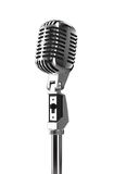 Retro Microphone Stock Photos