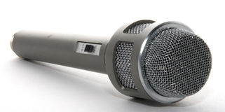 Retro Microphone Stock Images