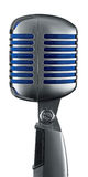 Retro- Mikrofon stock abbildung