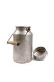 Retro milk can Royalty Free Stock Image